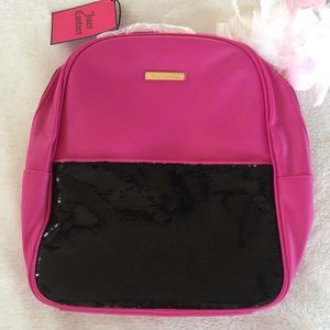 NWT Juicy Couture backpack