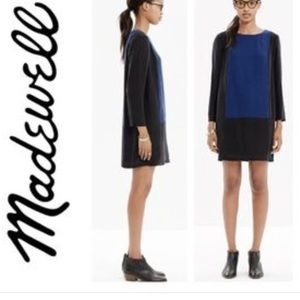 Madewell Silk Shift Dress