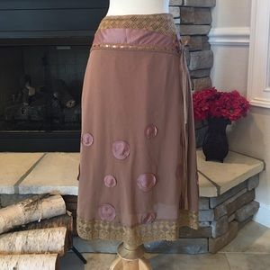 Dresses & Skirts - Whimsical Retro Skirt