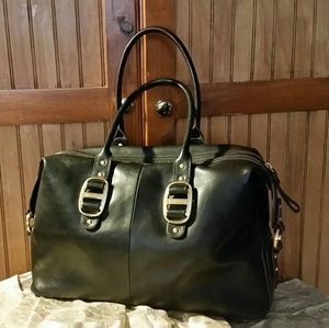 Large Leather Doctor Bag from Aigner