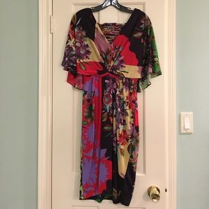 Ranna Gill Dress and Top