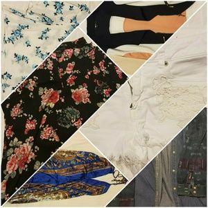 Variety of Women's Fashion