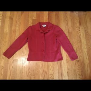 Talbots Merino Wool Sweater