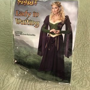 Spirit Lady in Waiting costume size L