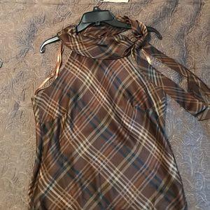 Sleeves blouse