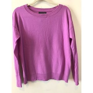 NWT Banana Republic Wool LS Sweater Sz M