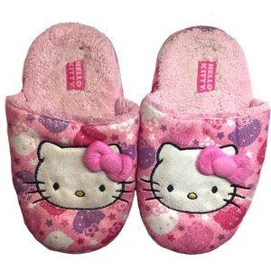 Hello Kitty Slippers