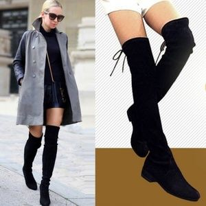 Olympia Over The Knee Boots