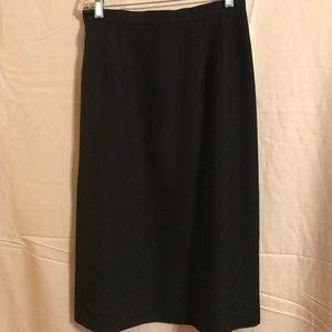 Dresses & Skirts - Black pencil skirt gently used