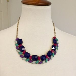 J. Crew • Candy Statement Necklace