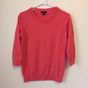 J. Crew Merino Wool Tippi Sweater Small