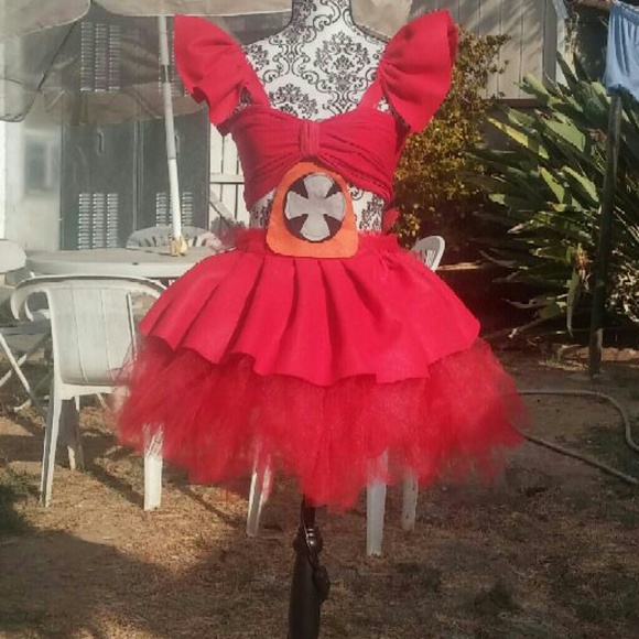 Fnaf circus baby sister location costume