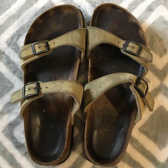 a48adc12614004 Birkenstock Shoes - Birkenstocks! Well worn in and used