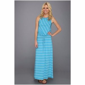 [Michael Stars] Women's Harlow Stripe Maxi Dress