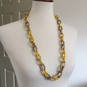 J. Crew • Chain Link Necklace
