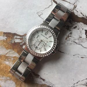 """Michael Kors """"Dylan"""" Mother of Pearl Watch ✨"""