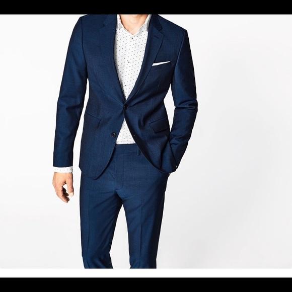 a3f62628 Zara Suits & Blazers   Men New Mohair Blazer Size 42   Poshmark