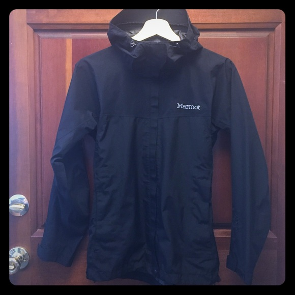 hot-selling newest 100% top quality best Marmot Minimalist Rain Jacket Gore-Tex Black Sz S
