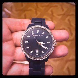 Navy MK watch