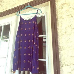 Bohemian Slip Dress