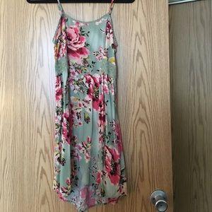 Mossimo L dress (fits like a M)