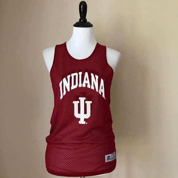 finest selection 263b7 a1c5b Reversible IU Indiana University Basketball Jersey