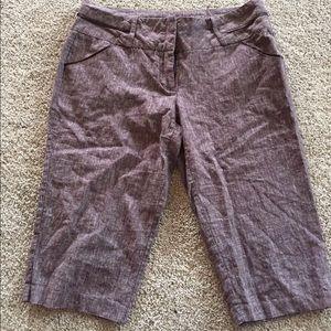 Bermuda Dress Shorts