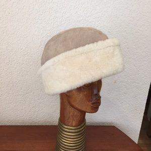 Eddie Bauer shearing retro vintage hat