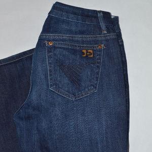 {Joe's Jeans} Dark-wash Muse Jeans Thompson Wash