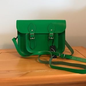 CAMBRIDGE SATCHEL COMPANY CLASSIC SATCHEL *NEW*