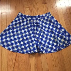 """Blueberry Fizz"" skirt from Modcloth"