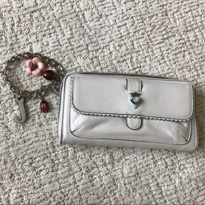 Juicy couture wallet with charms