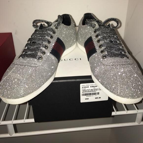 59c1609c203d Gucci Shoes | Aunthentic Sparkle | Poshmark