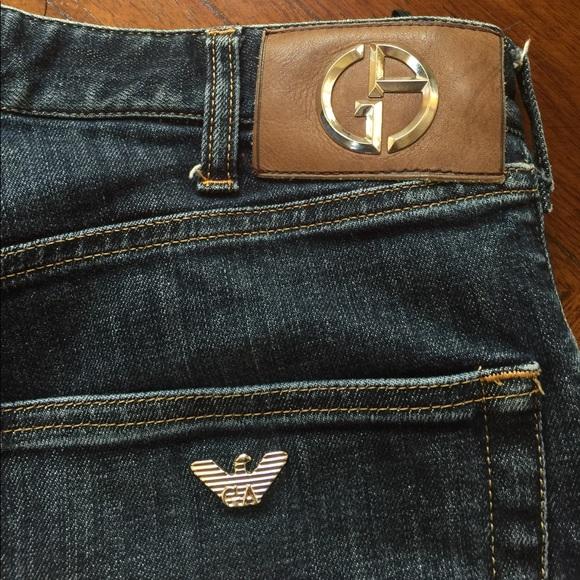 giorgio armani jeans
