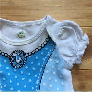 942e34a65 Disney One Pieces   Baby Nb Cinderella Onesie   Poshmark