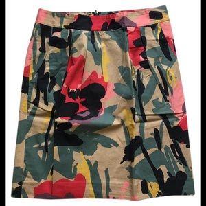 DKNY Graffiti Skirt
