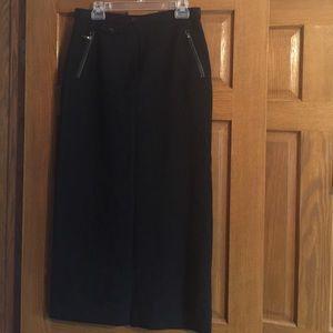 Gorgeous Ralph Lauren long black skirt!