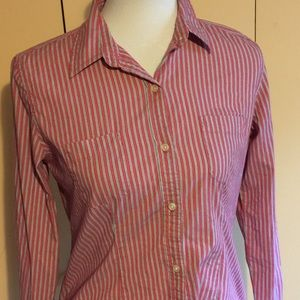 American Eagle Outfitters size M striped shirt