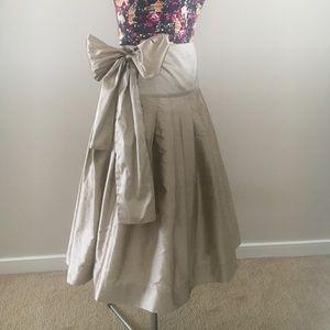 Molly B. 100% Silk Skirt in envelope-style