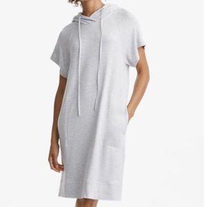 LOU & GREY SOFT HOODIE DRESS