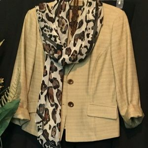 🍂🍁Perfect for Fall! 🍁🍂Sage Green Blazer