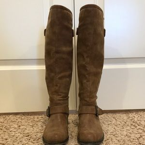 Madden Girl Riding Boots