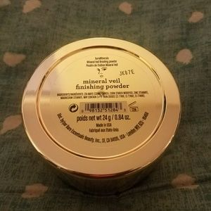 Other - Bare Minerals Mineral Veil Finishing Powder