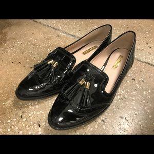 Louise et Cie Black Loafers