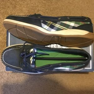 Sperry Top-SIDER Navy shoes SIZE 11M
