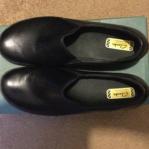 Women's Shoes by Clarks Black Size 11M