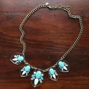 J Crew statement necklace 💕