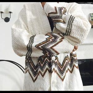 80s VTG Sedona Cardigan Sweater