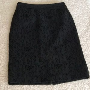 💞BANANA REPUBLIC💞pencil  knee length skirt