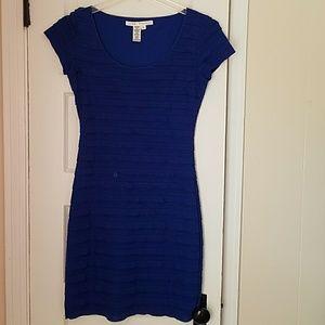 Max Studio Royal Blue Dress
